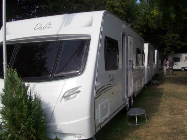 Lunar touring caravans 2008 review