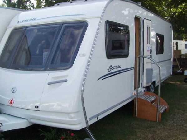 Swift Group touring caravans