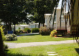 Hendra Holiday Park caravan site