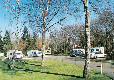 Derwentwater Camping and Caravanning Club Site car