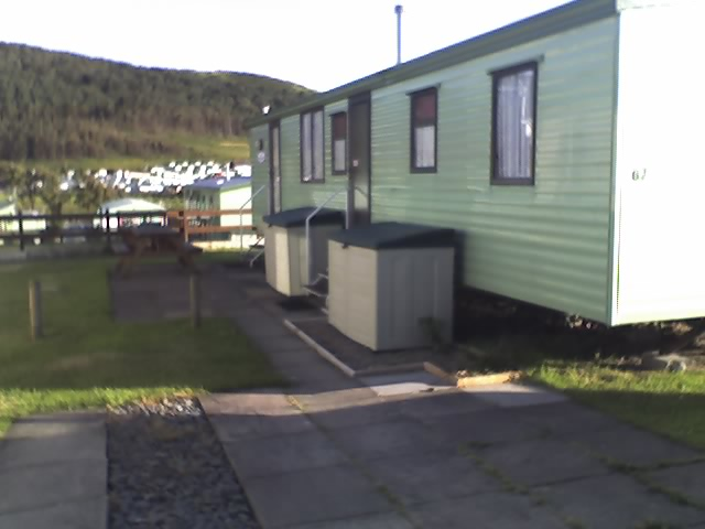 Fantastic Caravan For Hire In Borth Mid Wales