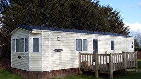 BK Bluebird Caprice Static Caravan - Caravans for sale