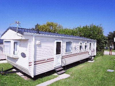 Original The Haven Static Caravan Park In Thornham  McDonnell Caravans
