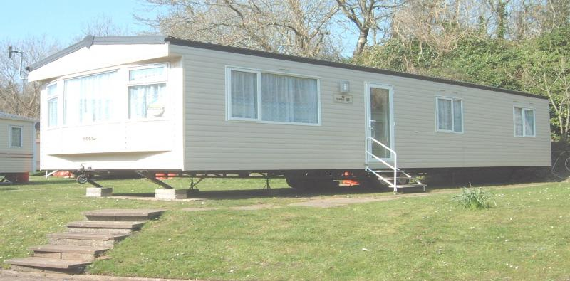 New UK Private Static Caravan Holiday Hire At Kiln Park Tenby