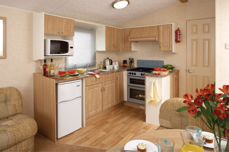 Willerby Vacation Mk4 2008 35 X 12 Caravan For Sale