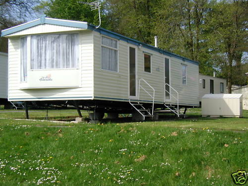 Beautiful Caravan For Hire At Tarka Holiday Park UK Caravan Rental