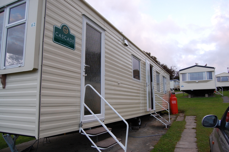 Elegant STATIC CARAVAN FOR HIRE AT HAVEN SITE PRESTHAVEN SANDS PRESTATYN NORTH