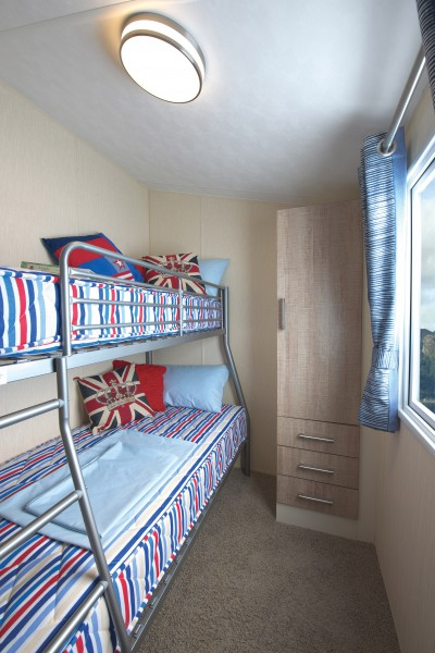 Bedroom Furniture  Sale on Family Caravan Bunk Beds Ideal Caravans Caravan For Sale   Icaravans