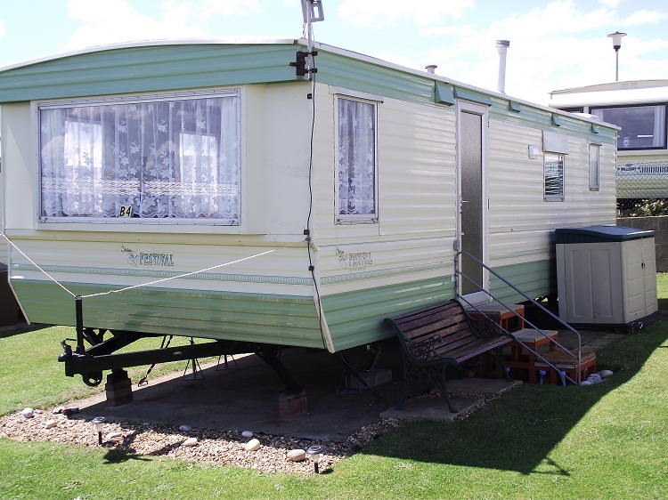 Innovative  Static Caravan Holiday Hire At The Gap East Runton Cromer Norfolk